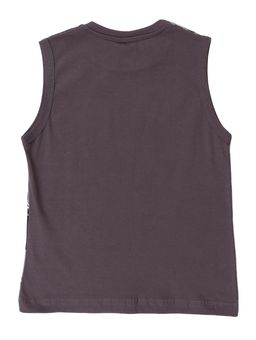 Camiseta-Regata-Infantil-Para-Menino---Roxo