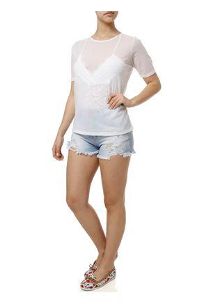 Blusa-Manga-Curta-Feminina-Branco