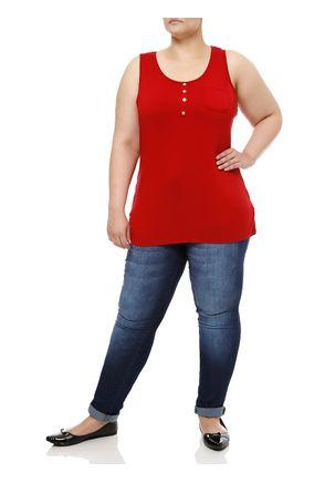 Feminino - Blusas Vermelho M – Lojas Pompeia b84028b65d9
