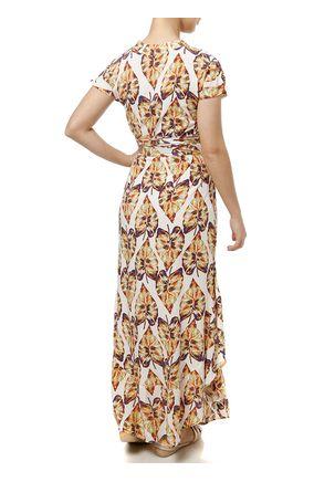 Vestido-Feminino-Autentique-Off-white-laranja