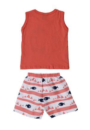Conjunto-Infantil-Para-Bebe-Menino---Coral