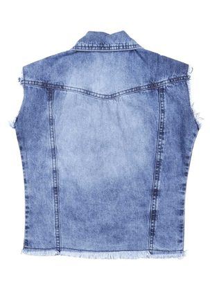 Colete-Jeans-Juvenil-Para-Menina-