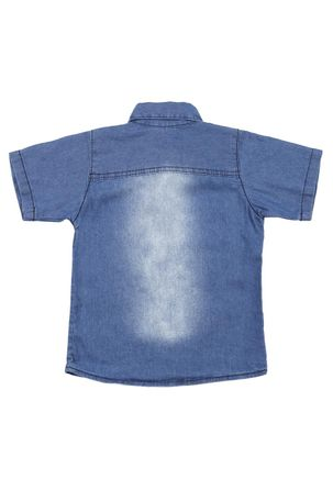 Camisa-Jeans-Infantil-Para-Menino