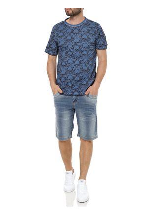 Camiseta-Manga-Curta-Masculina-Vels-Azul