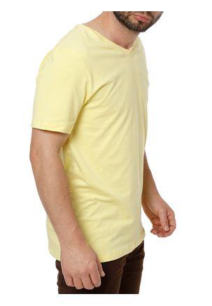 Camiseta-Manga-Curta--Masculina-Amarelo