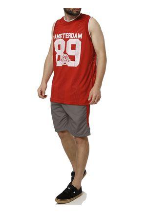Camiseta-Regata-Masculina-Vermelho