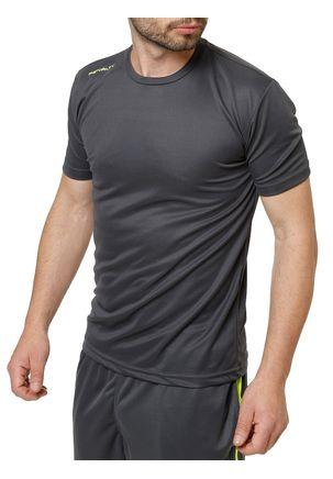 Camiseta-Esportiva-Masculina-Penalty-Cinza