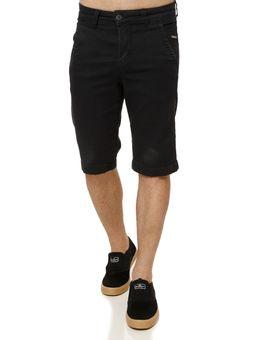 Bermuda-Jeans-Masculina-Preto