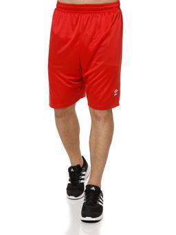 Calcao-de-Futebol-Masculino-Umbro-Vermelho-branco