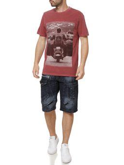 Camiseta-Manga-Curta-Masculina-Vels-Vinho