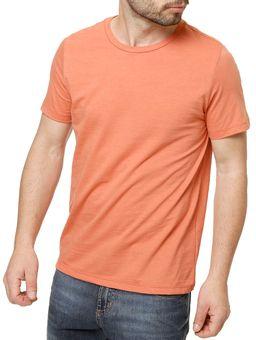 Camiseta-Manga-Curta-Masculina-Laranja