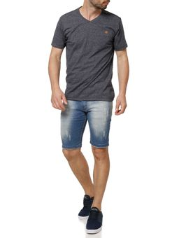 Bermuda-Jeans-Masculina-Gangster-Azul