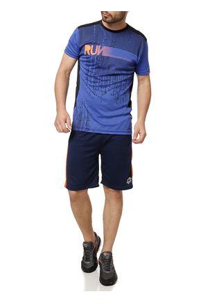 Camiseta-Esportiva-Manga-Curta-Masculina-Local-Azul-preto