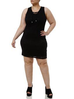 Vestido-Curto-Plus-Size-Feminino-Preto