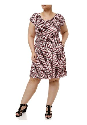 Vestido-Medio-Plus-Size-Feminino-Rosa