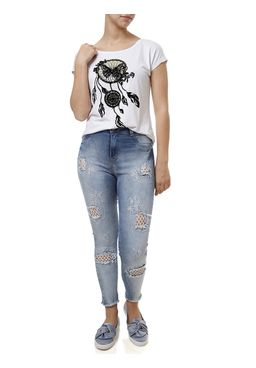 Calca-Jeans-Feminina-Bordado-Azul