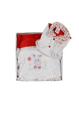 Enxoval-Infantil-Para-Bebe-Menina---Off-white-vermelho