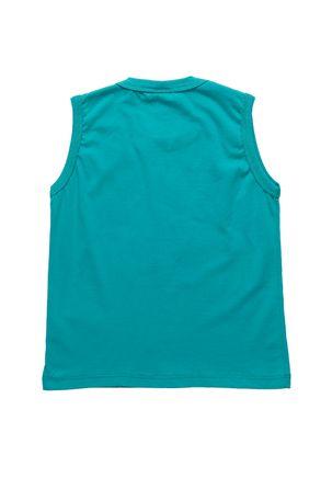 Camiseta-Regata-Infantil-Para-Menino-Justice-League-Verde