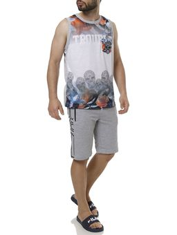Camiseta-Regata-Masculina-Federal-Art-Cinza
