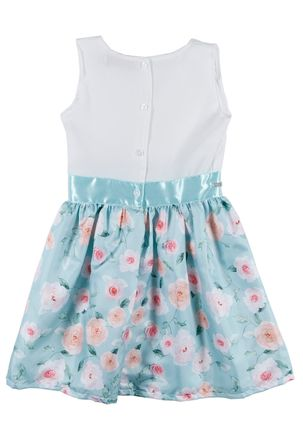 Vestido-Infantil-Para-Menina---Off-white-verde