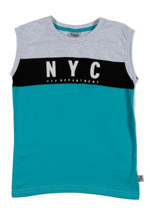 Camiseta-Regata-Juvenil-para-Menino---Cinza-verde