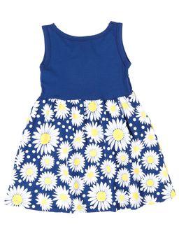 Vestido-Infantil-Para-Menina-Disney-Azul-marinho