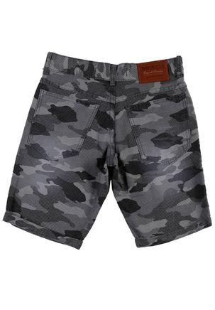 Bermuda-Jeans-Juvenil-Para-Menino---Cinza
