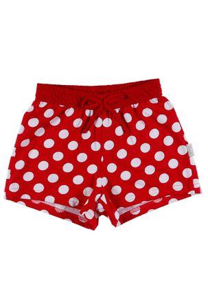 Short-Infantil-Para-Menina---Vermelho