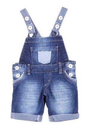 Macacao-Jeans-Jardineira-Infantil-Para-Menino---Azul