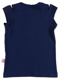Blusa-Regata-Infantil-Para-Menina---Azul-marinho