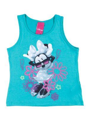 Blusa-Regata-Infantil-Para-Menina-Disney-Verde
