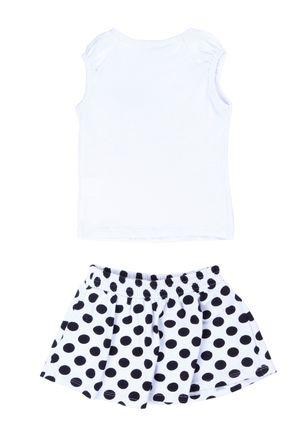 Conjunto-Infantil-Para-Menina---Branco-preto
