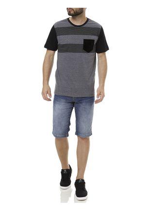 Camiseta-Manga-Curta-Masculina-Full-Cinza
