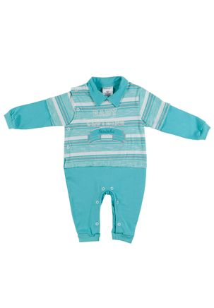 Macacao-Infantil-Para-Bebe-Menino---Verde