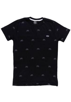 Camiseta-Manga-Curta-Juvenil-Para-Menino-Manobra-Radical-Preto