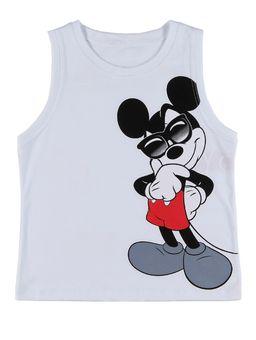 Camiseta-Regata-Infantil-Para-Menino-Disney-Branco