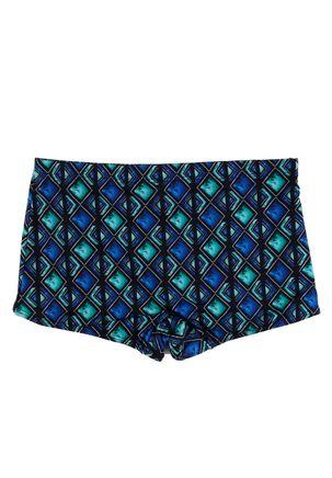 Sunga-Infanto-Juvenil-Para-Menino---Azul-verde
