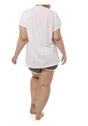 Pijama-Curto-Plus-Size-Feminino-Rosa-preto