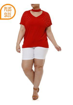 Blusa-Regata-Plus-Size-Feminina-Vermelho