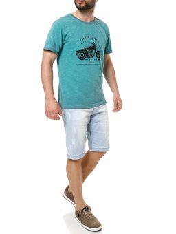 Camiseta-Manga-Curta-Masculina-Full-Verde