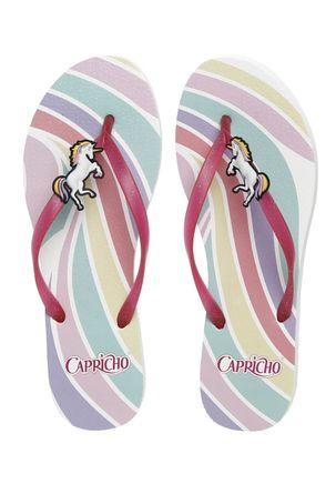 Chinelo-Feminino-Capricho-Unicornio-Branco-rosa