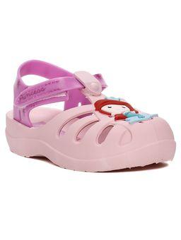 Sandalia-Disney-Infantil-Para-Bebe-Menina---Rosa-lilas