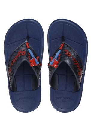 Chinelo-Homem-Aranha-Infantil-Para-Menino-Azul-