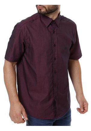 Camisa-Manga-Curta-Masculina-Roxo