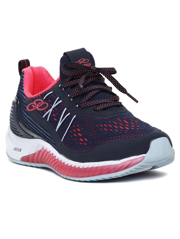c39dc465a8 Tênis Esportivo Feminino Olympikus Advance Azul marinho rosa - Lojas ...