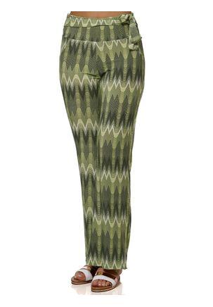 Calca-de-Tecido-Feminina-Verde-claro