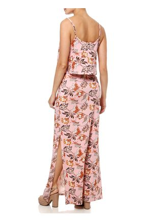 Vestido-Longo-Feminino-Rosa
