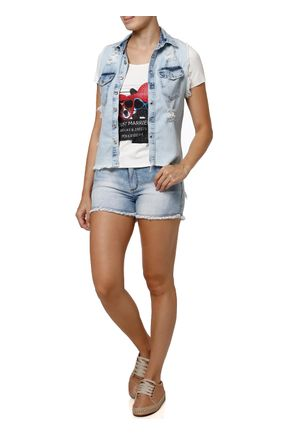 Camisa-Jeans-Regata-Feminina-Azul-
