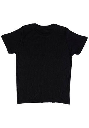 Camiseta-Manga-Curta-Local-Juvenil-Para-Menino---Preto