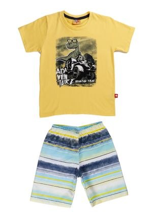 Conjunto-Infantil-Para-Menino---Amarelo
